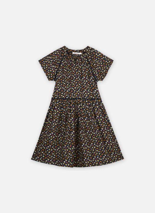 Vêtements Monoprix Kids Robe imprimée Bleu vue détail/paire