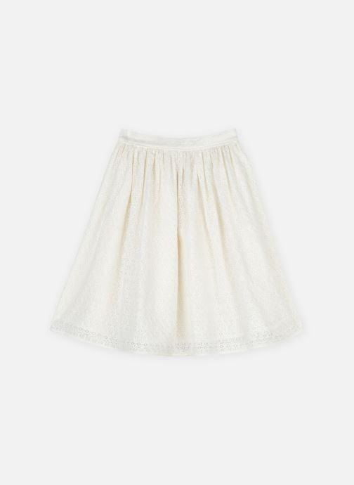 Vêtements Monoprix Kids Jupe en dentelle Blanc vue détail/paire