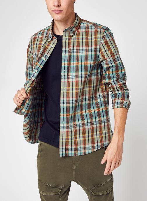 Kleding Accessoires Mens Ls Regular Fit Shirt Bd