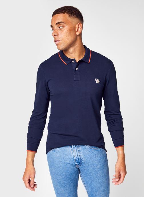 Vêtements Accessoires Mens Slim Fit Ls Polo Shirt