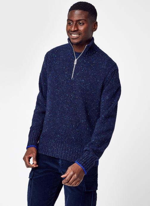 Vêtements Accessoires Mens Pullover Zip Neck