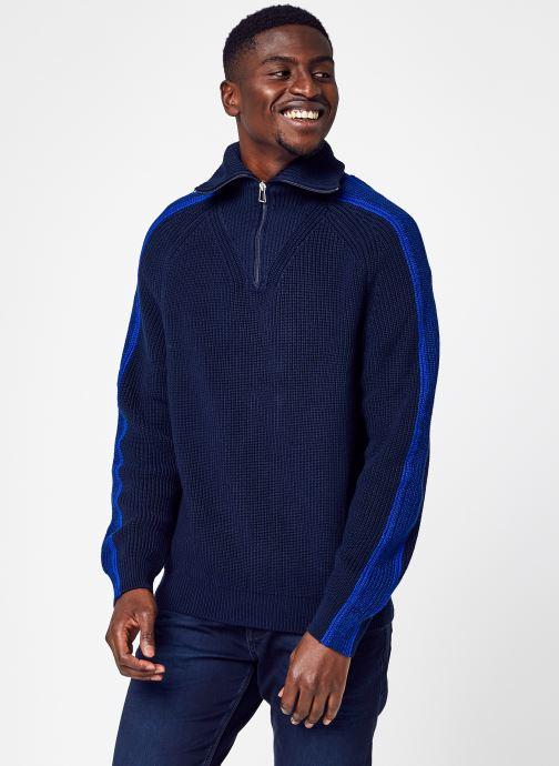 Vêtements Accessoires Mens Pullover Rib Neck