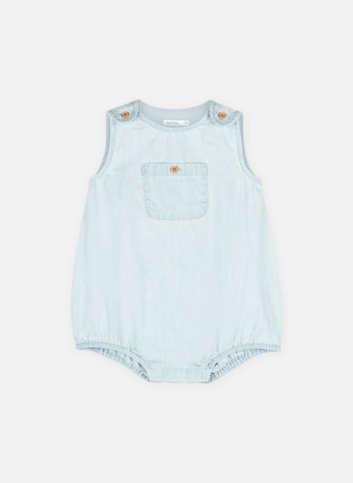 Barboteuse chambray