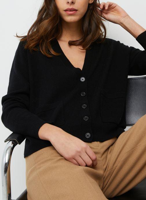 Abbigliamento Accessori Gilet en laine contenant du cachemire