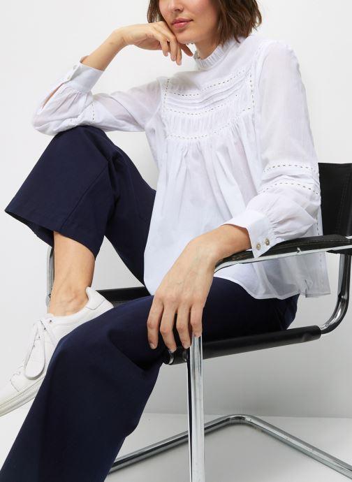 Tøj Accessories Blouse manches longues en coton BIO