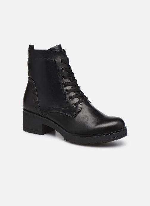 Bottines et boots Marco Tozzi Yara Noir vue détail/paire