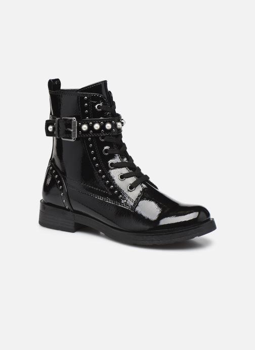 Boots en enkellaarsjes Marco Tozzi Enola Zwart detail