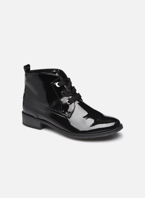 Bottines et boots Marco Tozzi Azélia Noir vue détail/paire
