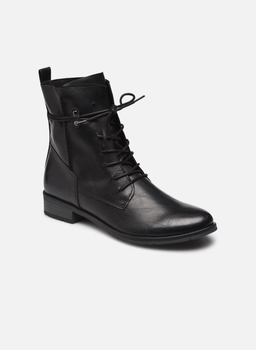 Bottines et boots Marco Tozzi Orensa Noir vue détail/paire