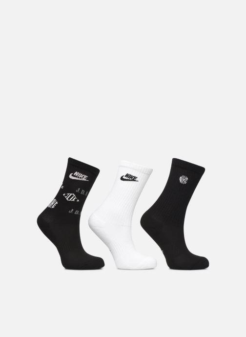 Chaussettes et collants Nike Y Nk Everyday Cush Crew 3Pr Multicolore vue détail/paire