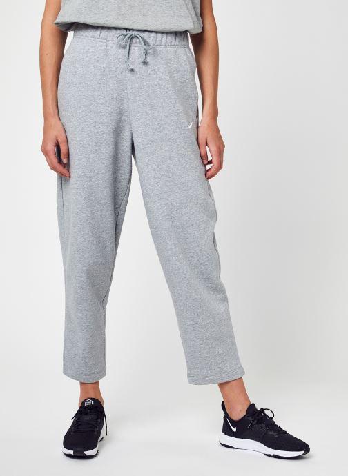 Vêtements Nike W Nsw Essntl Clctn Flc Crv Pnt Gris vue détail/paire