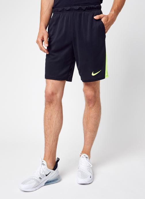 Vêtements Nike M Nk Df Knit Short Train Noir vue détail/paire