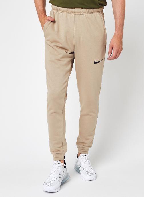 Vêtements Nike M Nk Df Pnt Taper Fl Vert vue détail/paire