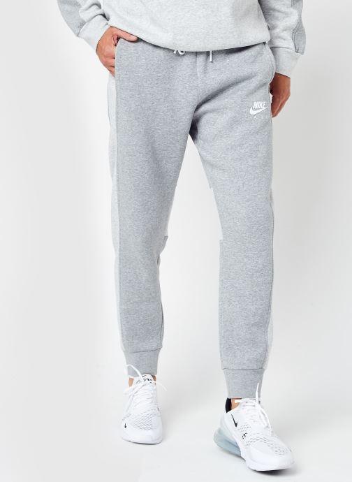 Vêtements Nike M Nsw Nike Air Bb Flc Pant Gris vue détail/paire