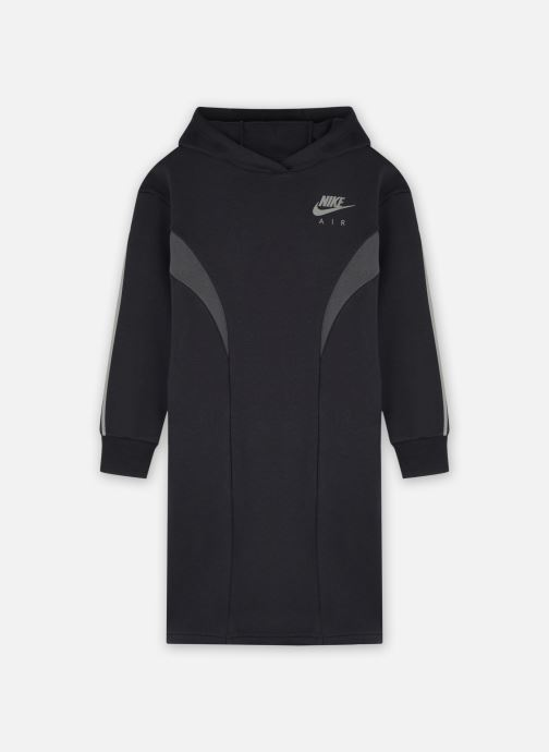 Vêtements Nike G Nsw Air Flc Dress Noir vue détail/paire