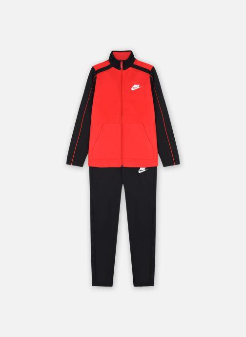 Vêtements Nike U Nsw Futura Poly Cuff Ts Rouge vue détail/paire