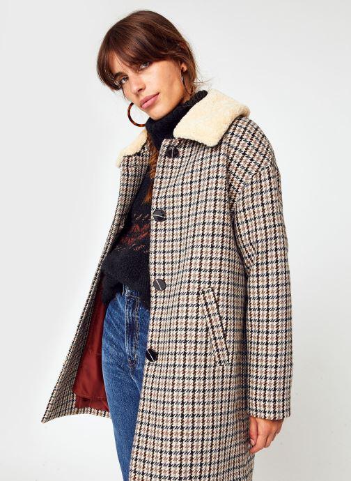 Vêtements Accessoires Manteau Court Isabelle