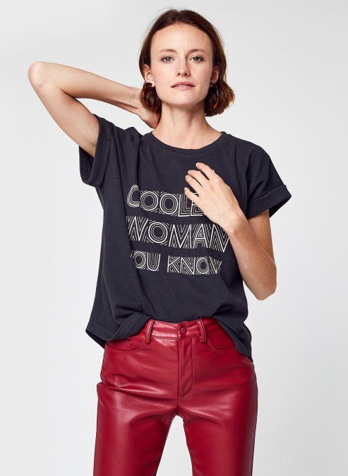 Abbigliamento Accessori Tee Shirt Carre Woman