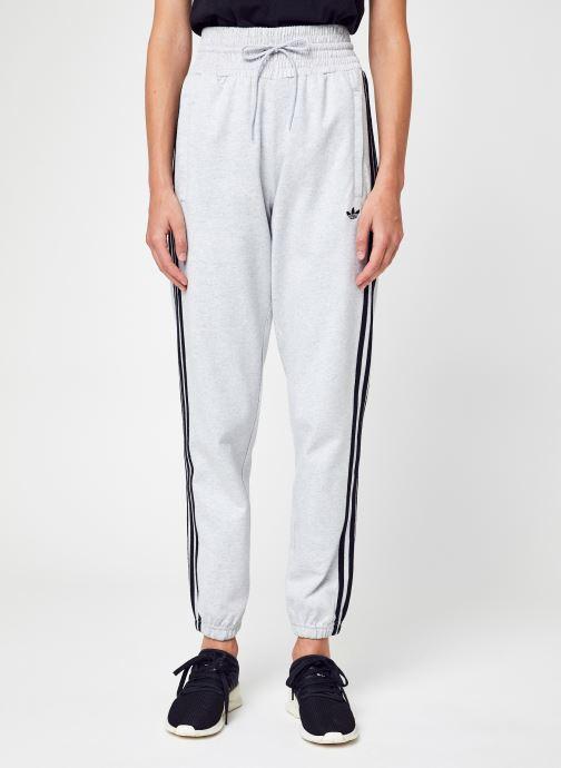 Vêtements adidas originals Cuffed Pant Gris vue détail/paire