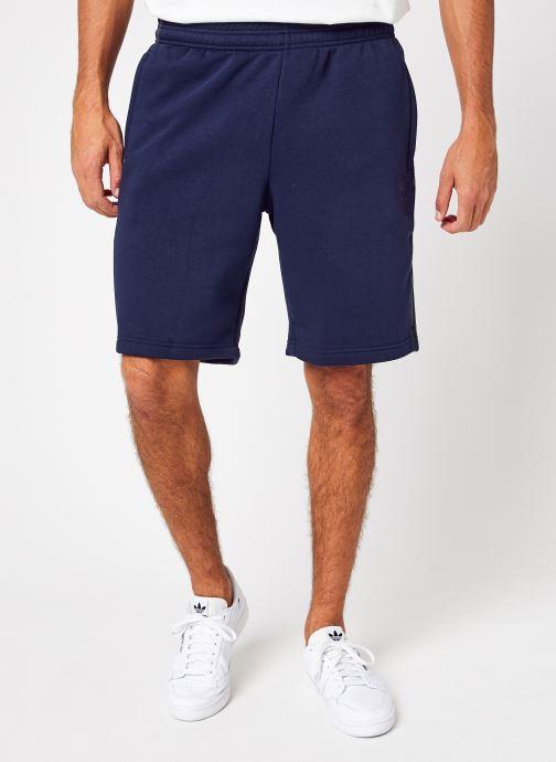 Vêtements adidas originals Camo  Short Noir vue détail/paire