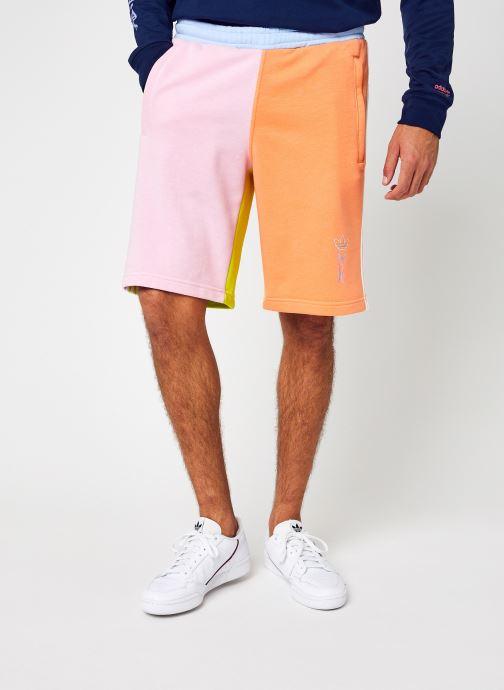 Vêtements adidas originals Love Unites Blo Multicolore vue détail/paire
