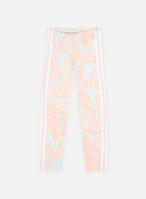 Vêtements adidas originals Leggings Rose vue détail/paire