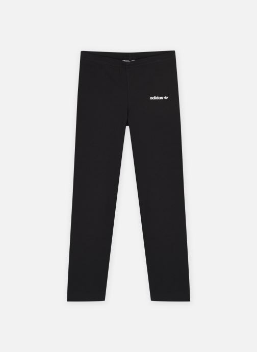 Vêtements adidas originals Leggings Noir vue détail/paire