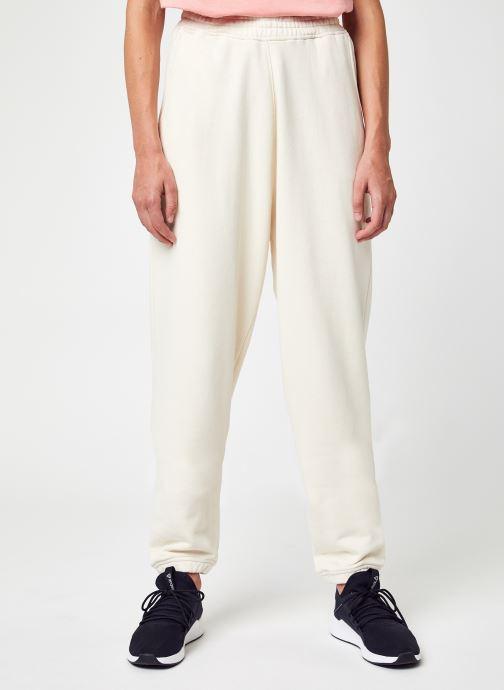 Vêtements Reebok Cl Rbk Nd Ft Pant Blanc vue détail/paire