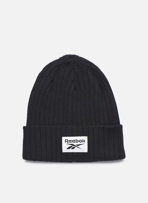 Bonnets Reebok Te Beanie Noir vue détail/paire
