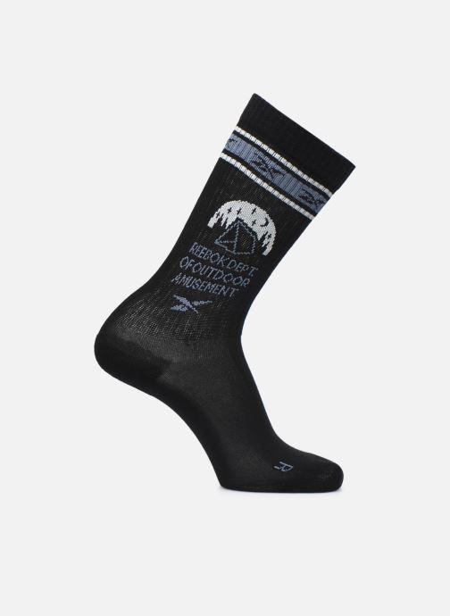 Sokken en panty's Reebok Cl Camping Sock Zwart detail