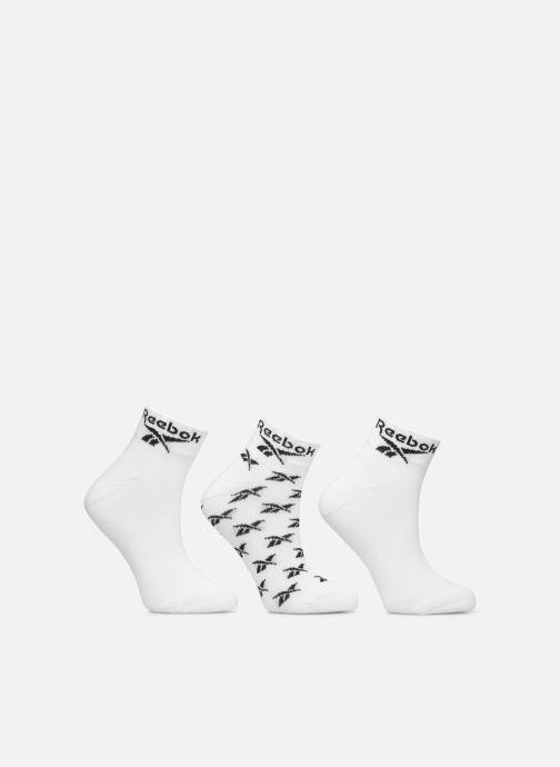 Sokken en panty's Reebok Cl Fo Ankle Sock 3P Wit detail