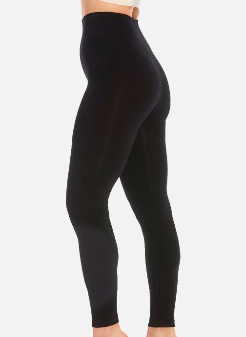 Kleding MAGIC Bodyfashion Bamboo Legging Zwart detail
