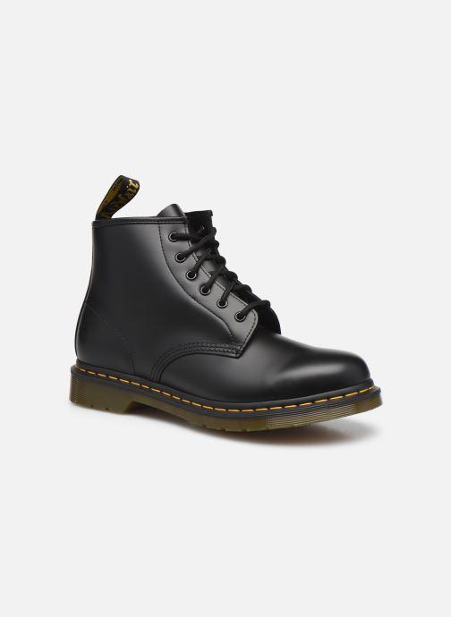 Bottines et boots Dr. Martens 101 Ys M Noir vue détail/paire