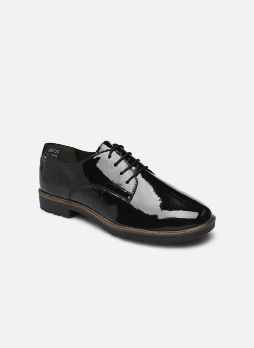 Chaussures à lacets Tamaris Alida Noir vue détail/paire