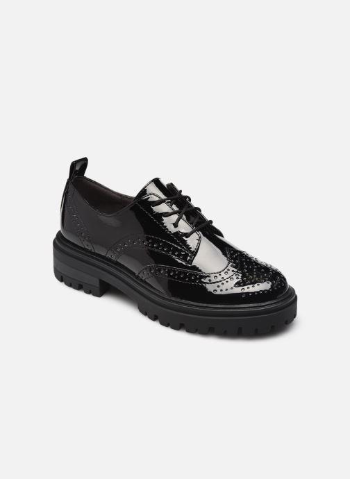 Chaussures à lacets Tamaris Dorima Noir vue détail/paire