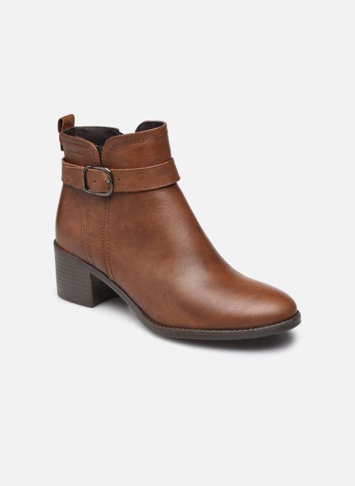 Bottines et boots Tamaris Alysa Marron vue détail/paire