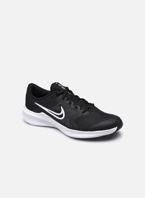 Baskets Nike Nike Downshifter 11 (Gs) Noir vue détail/paire