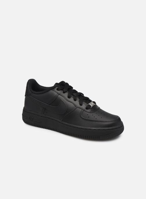 Baskets Nike Air Force 1 Le (Gs) Noir vue détail/paire