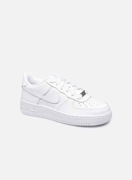 Sneaker Nike Air Force 1 Le (Gs) weiß detaillierte ansicht/modell