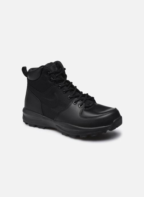 Baskets Nike Nike Manoa Noir vue détail/paire