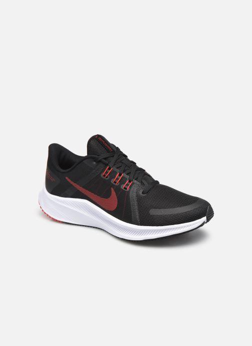 Chaussures de sport Nike Nike Quest 4 Noir vue détail/paire