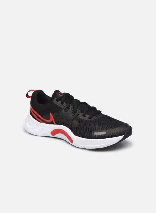 Chaussures de sport Nike Nike Renew Retaliation 3 Noir vue détail/paire