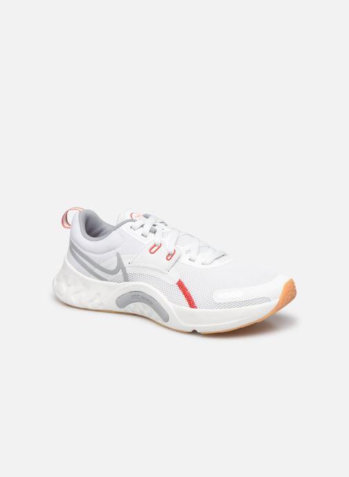 Chaussures de sport Nike Nike Renew Retaliation 3 Blanc vue détail/paire