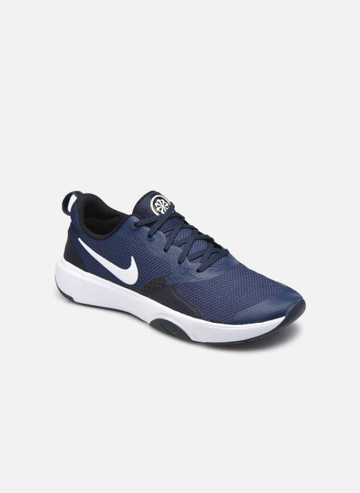 Chaussures de sport Nike Nike City Rep Tr Bleu vue détail/paire