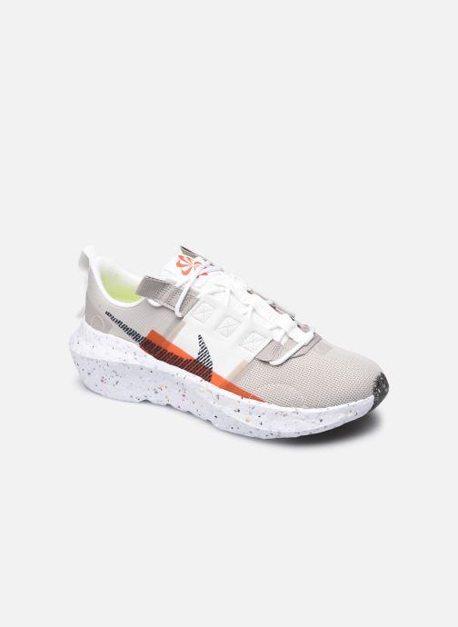 Baskets Nike Nike Crater Impact Beige vue détail/paire