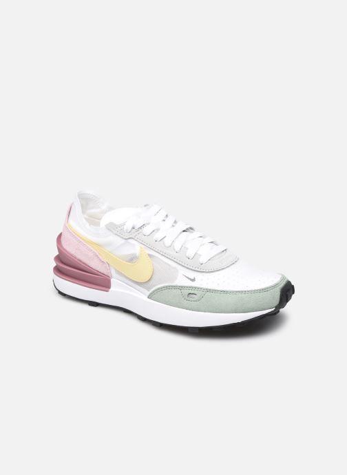 Deportivas Nike Wmns Nike Waffle One Blanco vista de detalle / par