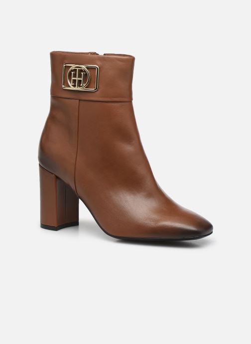 Bottines et boots Femme TH HARDWARE SQUARE TOE HEEL BOOT