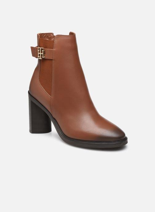Bottines et boots Femme TH MONOGRAM HARDWARE HEEL BOOT