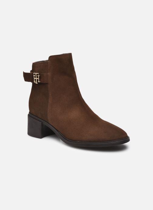 Bottines et boots Femme HARDWARE TH MID HEEL BOOT