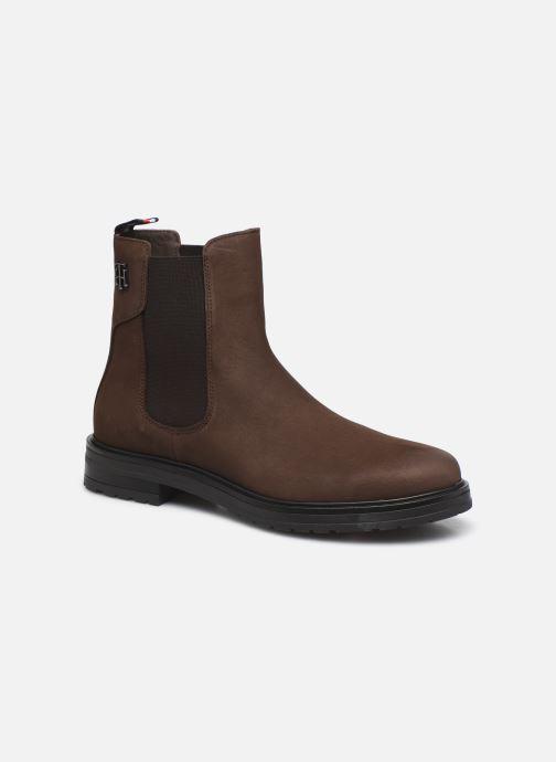 Bottines et boots Femme TH STUD FLAT BOOT